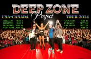 Deep Zone - USA & Canada 2014 tour - coming up in May