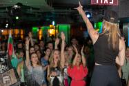 Party pics from our show in Washington DC (club Lima Lounge)